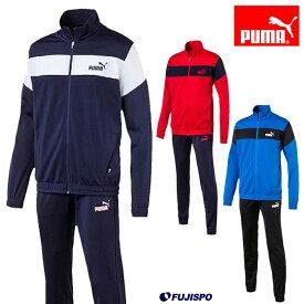 トレーニングスーツ (844173)プーマ(PUMA) ジャージ上下セット 裏起毛