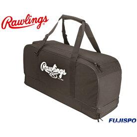 【ローリングス/rawlings】チームバック【野球・ソフト】大型バッグ 大容量バッグ ボストンバッグ 野球 ヘルメット収納 バット収納 キャッチャー用具収納(TEAMB1)