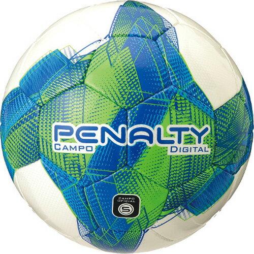 サッカーボール 5号球(PE7705-1080)ペナルティ サッカーボール 5号球 ホワイト×ブルー【ペナルティ/PENALTY】