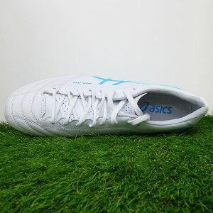 DSライトエックスフライ4/DSLIGHTX-FLY4アシックスasicsサッカースパイクホワイト×アクアリウム(1101A006-120)【as2012】【先行予約受付中!2020年12月25日頃入荷予定】