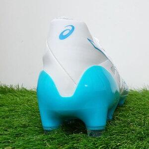 DSライトアクロス/DSLIGHTACROSアシックスasicsサッカースパイクホワイト×アクアリウム(1101A017-101)【as2012】【先行予約受付中!2020年12月25日頃入荷予定】