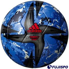 コネクト 21 リーグ JFA 5号球 アディダス adidas (AF536JP) サッカーボール 5号球 CONEXT21 2021年FIFA主要大会 ブルー×ブラック