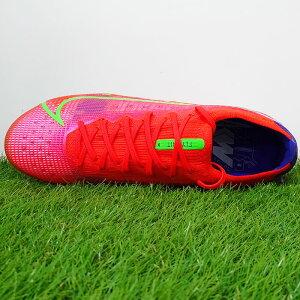 マーキュリアルヴェイパー14エリートAGナイキNIKEサッカースパイクブライトクリムゾン×メタリックシルバー×インディゴバースト×ホワイト×レイジグリーン(CZ8717-600)