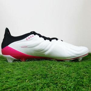 コパセンス.1AGアディダス(adidas)サッカースパイクシューズメンズ大人人工芝フットウェアホワイト×フットウェアホワイト×ショックピンク(FW6500)【先行予約受付中2021年4月28日発売予定】