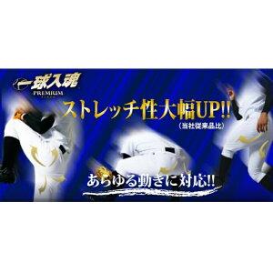 【レワード/REWARD】一球入魂プレミアムスリムレギュラーパンツストレッチ【野球・ソフト】練習着ユニフォームパンツ(UFP611AZF)