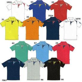 【あす楽対応】 【メール便利用可】 hummel ヒュンメル ワンポイントドライポロシャツ HAY2073
