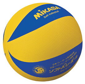MIKASA ミカサ ソフトバレーボール MS-M78-YBL 【取り寄せ品】 キャッシュレス・消費者還元事業 5%