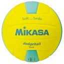MIKASA ミカサ スマイルドッジボール 2号 SDB2-YLG 【取り寄せ品】