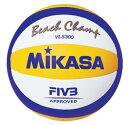 MIKASA ミカサ ビーチバレーボール 国際公認球 VLS300 【取り寄せ品】