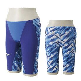 【あす楽対応】 Mizuno ミズノ メンズ 競泳水着 ハーフスパッツ GX・SONIC3 MR N2MB6002 27カラー