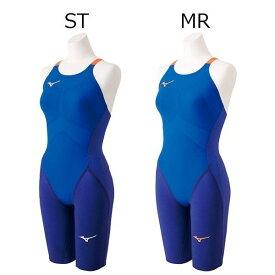 【あす楽対応】 ミズノ Mizuno レディース 競泳水着 ハーフスーツ GX・SONIC IV ST MR N2MG9201 N2MG9202 27カラー キャッシュレス・消費者還元事業 5%