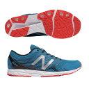 【あす楽対応】 newbalance ニューバランス ランニングシューズ M590RB5 D BLUE/REDカラー