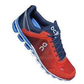 【あす楽対応】 オン on ランニングシューズ メンズ Cloudflow クラウドフロー 1599963M Rust&Pacificカラー 靴