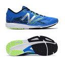 【あす楽対応】 newbalance ニューバランス メンズ ランニングシューズ STROBE M MSTROLE1 2E ENERGY BLUEカラー