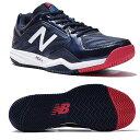 【あす楽対応】 ニューバランス newbalance テニスシューズ メンズ MC190 NV1 2E NAVYカラー オールコート用