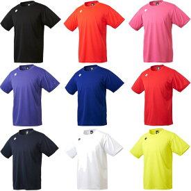デサント DESCENTE トレーニング シャツ ワンポイント ハーフスリーブシャツ DMC-5801 メール便対応可 あす楽