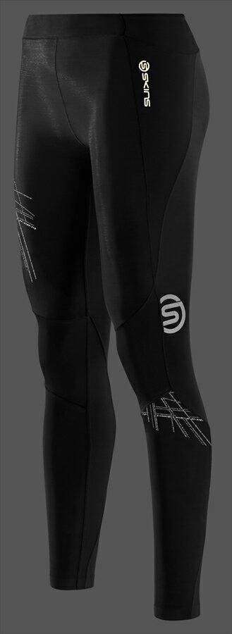 【取り寄せ品】 SKINS スキンズ K33208145D ウィメンズ ロングタイツ Black/Starlight