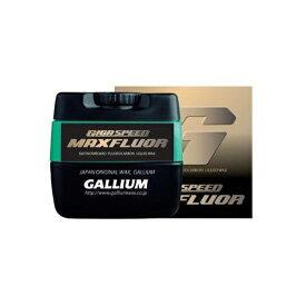 【クロスカントリースキー店舗】 GALLIUM ガリウム WAX GIGA SPEED MAXフルオール(30ml) GS3301