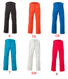 14/15 Goldwin Warm Stretch Pants_Ventilation 【G1312P】
