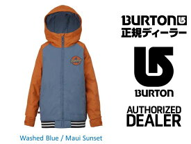 16/17 BURTON Boys' Game Day Jacket 【13042102】