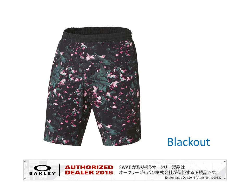 OAKLEY SPRING 2017 Enhance Technical Shorts Pants.17.06 【 442294JP 】