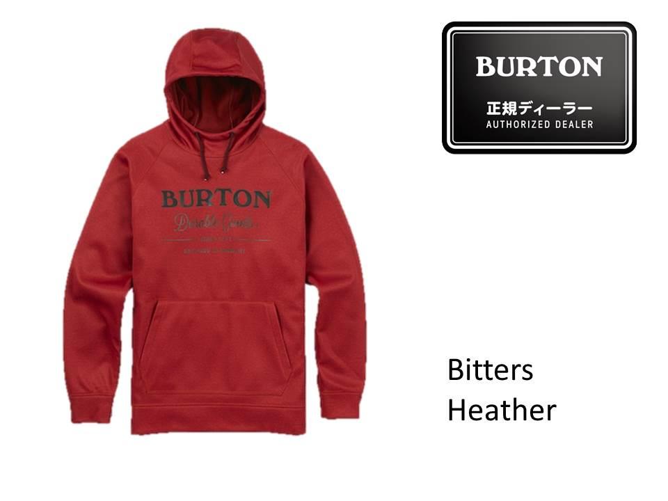 17/18 BURTON Crown Bonded Pullover Hoodie