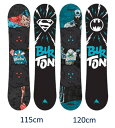 17/18 BURTON CHOPPER DC COMICS YOUTH