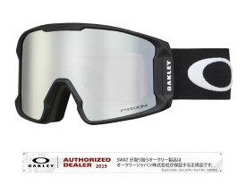 19/20 OAKLEY LINEMINER Matte Black/Prizm Black Iridium アジアンフィット【70700101】