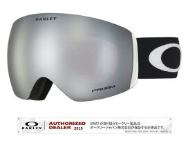 19/20 OAKLEY Flight Deck Matte Black/Prizm Black Iridium アジアンフィット【70500100】