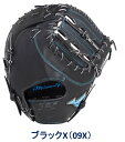MIZUNO ミズノプロ 硬式用 一塁手用(ポケット普通) TK型 右投げ用 【1AJFH25210】