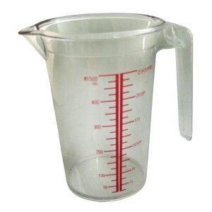 本間冬治工業「ポリカーボネイトメジャーカップ・3000cc」(メジャーカップ 計量カップ 水ます はかり プラスチック 計量コップ メジャー 水ます 目盛付き メジャーカップ プ