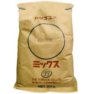 たい焼きミックス粉 業務用20kg 鯛焼きミックス粉