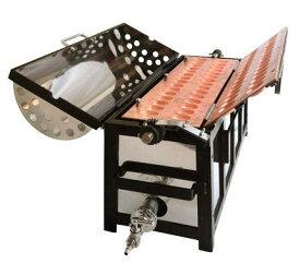業務用ベビーカステラ機ガス式50穴 プロパンガス用 送料が別途かかります。ベビーカステラ焼き機 ちんちん焼き お祭りで大人気 ベビーカステラ焼き器 ベビーカステラ器