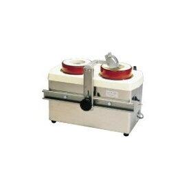 【包丁研ぎ器】水流循環式電動刃物研機ホーヨー ツインシャープナーMSE2W型