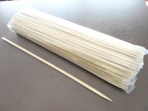 【竹串】魚串・バーベキュー串(100本入)48cm スーパーロングサイズ48cm×7x7mm 48cm 竹串 串 バーベキュー 長い串