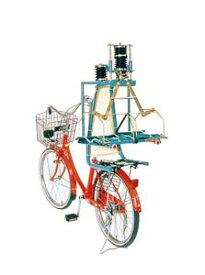 【マルシン】自転車用 5型 出前機