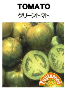 【藤田種子】グリーントマト野菜のタネ