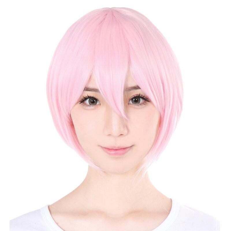 楽天市場】ピンク(かつら|コスプレ・変装・仮装):ホビーの通販