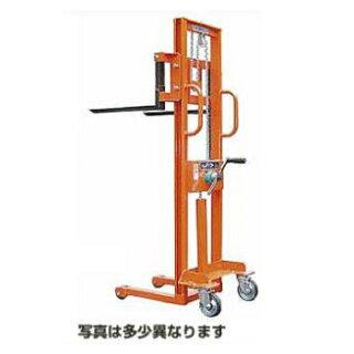 ハンドリフト500kg揚程1500mm【代引不可】【HLS_DU】