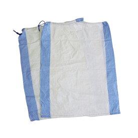 土のう袋 スーパーブルーライン (400枚) 一般グレードタイプ 480×620mm 土嚢袋