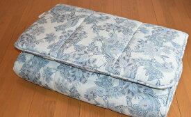 西川リビング ボリューム軽量敷ふとん シングル 安心の西川品質 敷布団 収納ケース付