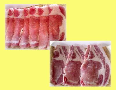 ★幻の純粋黒豚「六白」★ 【ロース】しゃぶしゃぶ・ステーキ・とんかつ・焼肉用500g【02P03Dec16】【RCP】