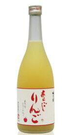 梅乃宿 あらごしりんご酒 7度 720ml【リンゴ酒】【林檎酒】【梅の宿】【リンゴリキュール】