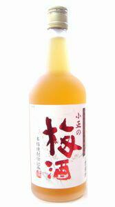 小正の梅酒 14度 720ml