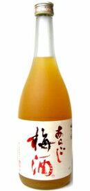 梅乃宿 あらごし梅酒 12度 720ml