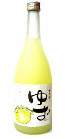 【柚子酒】梅乃宿 ゆず酒 8度 720ml 【梅の宿】【梅乃宿酒造】【ゆずリキュール】【プレゼント】【贈り物】【手土産】