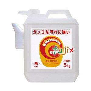 カネヨンお徳用液体クレンザー 5kg 3個入/ケース 業務用