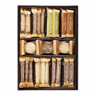波旁威士忌饼干和晶片设置高选择 HS 10 28230