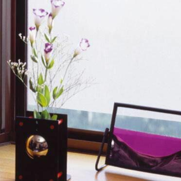 GDS-9250 空気が抜けやすい窓飾りシート(スリガラスタイプ) 92cm丈×90cm巻 クリアー【代引不可】