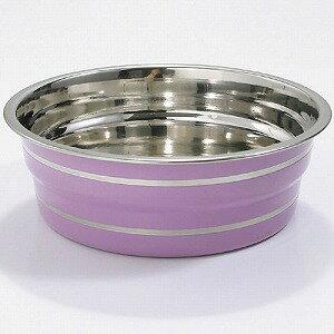ターキー 犬用食器 ボーダーステンレス食器 犬用 小型犬用 13cm ピンク BSC-D130/PK【代引不可】